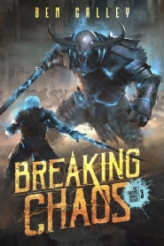 Breaking Chaos (Chasing Graves #3)