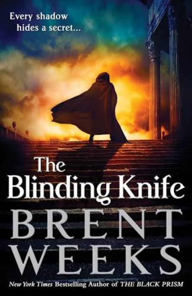 The Blinding Knife (Lightbringer #2)