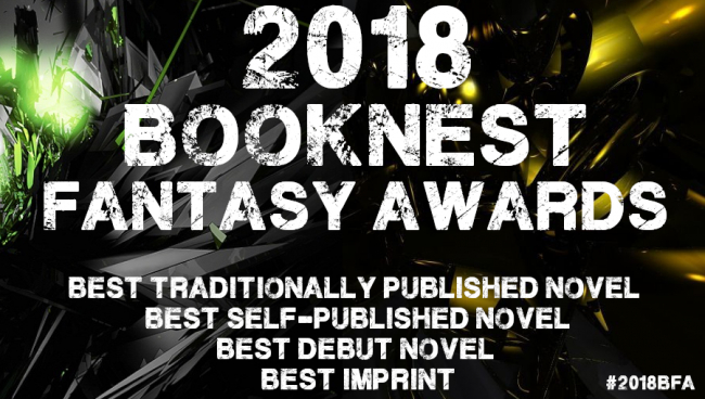 2018 BookNest Fantasy Awards (Shortlist)