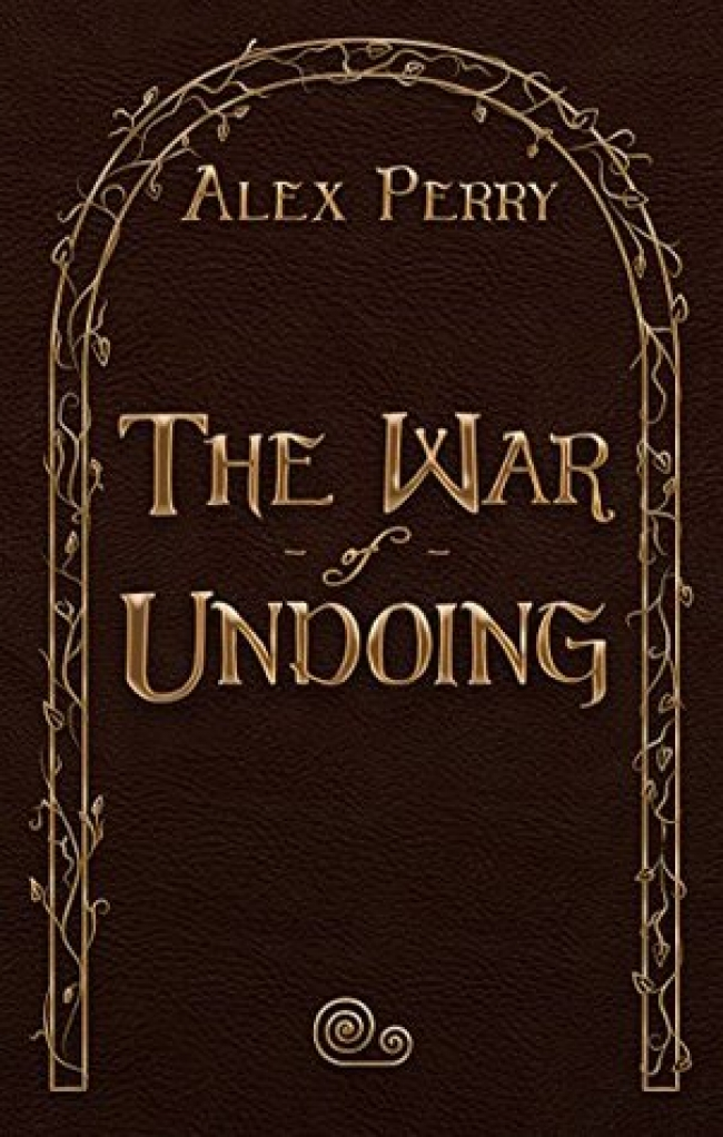 The War of Undoing (Kyland Falls #1)