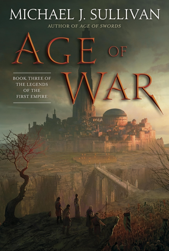 Age of War (The Legends of the First Empire, #3)
