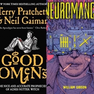 Pillars of the Genre: Good Omens and Neuromancer