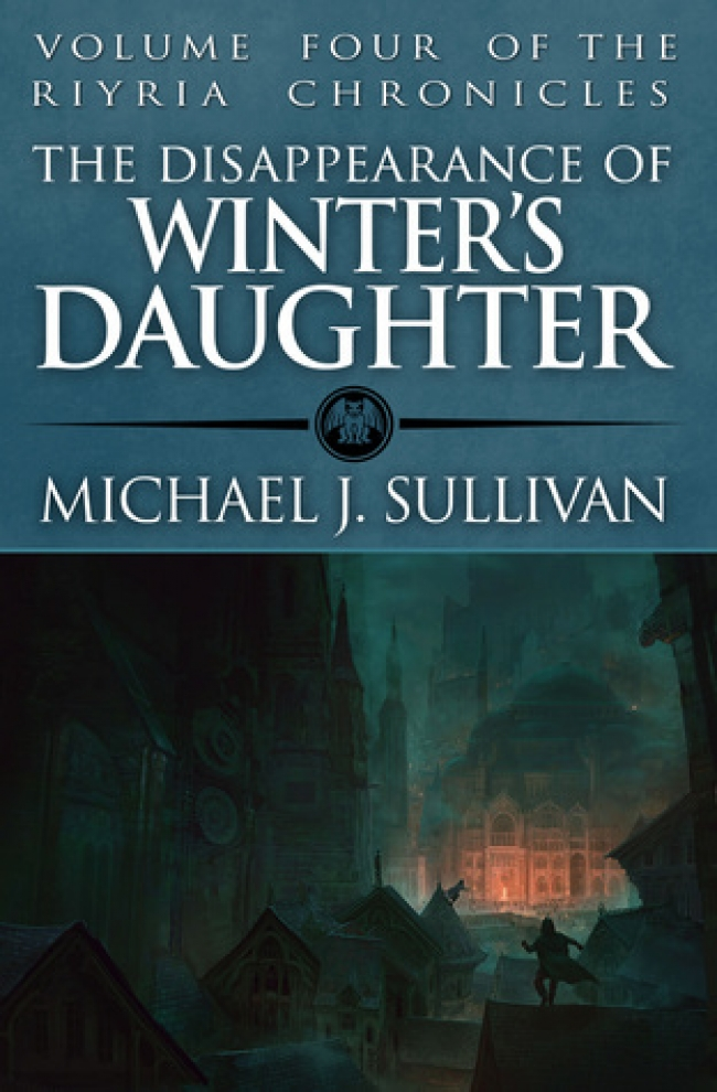 The Disappearance of Winter's Daughter (The Riyria Chronicles, #4)