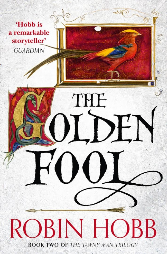 The Golden Fool (Tawny Man #2)