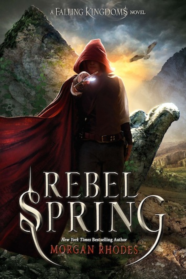 Rebel Spring (Falling Kingdoms #2)