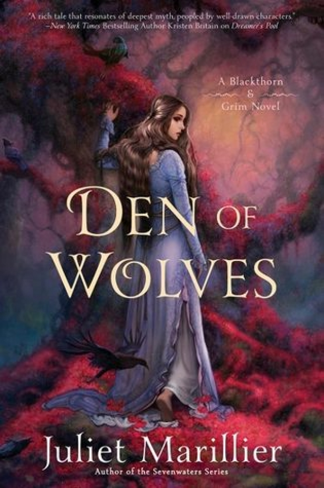 Den of Wolves (Blackthorn & Grim #3)