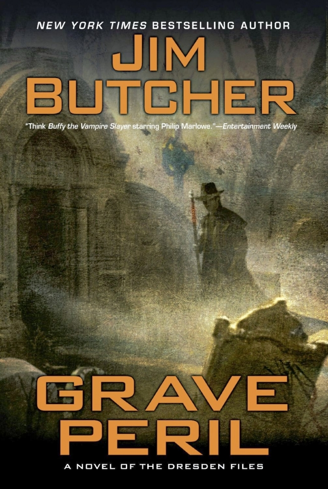 Grave Peril (Dresden Files, #3)