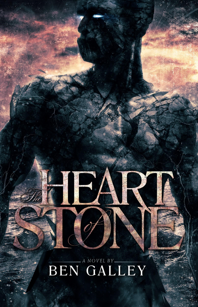 The Heart of Stone by Ben Galley - Book Review