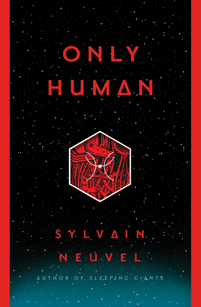 Only Human (Themis Files #3)
