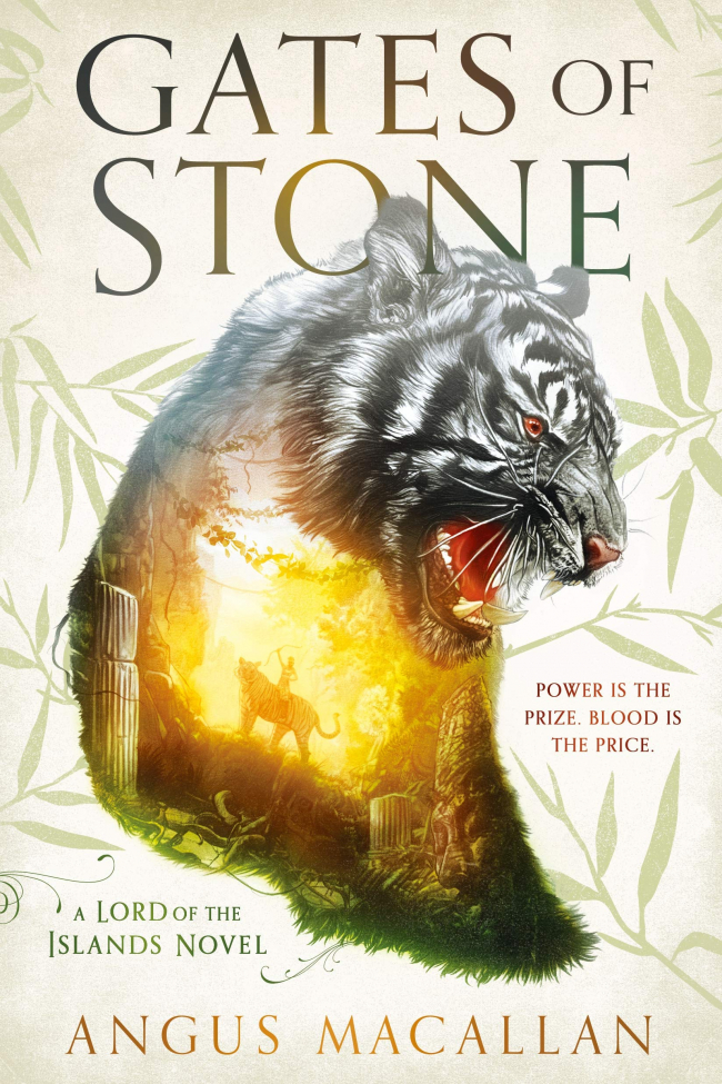 Gates of Stone (Lord of the Islands #1)