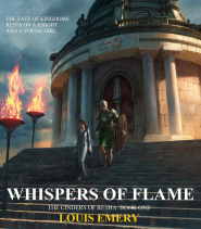Whispers of Flame (The Cinders of Retha #1)