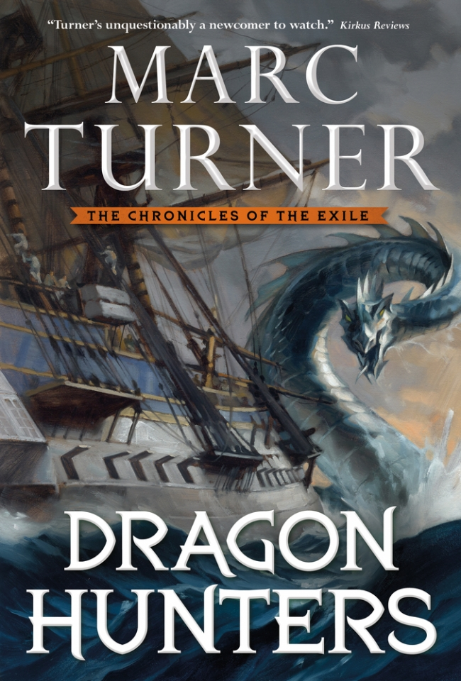 Dragon Hunters (The Chronicle of the Exile #2)